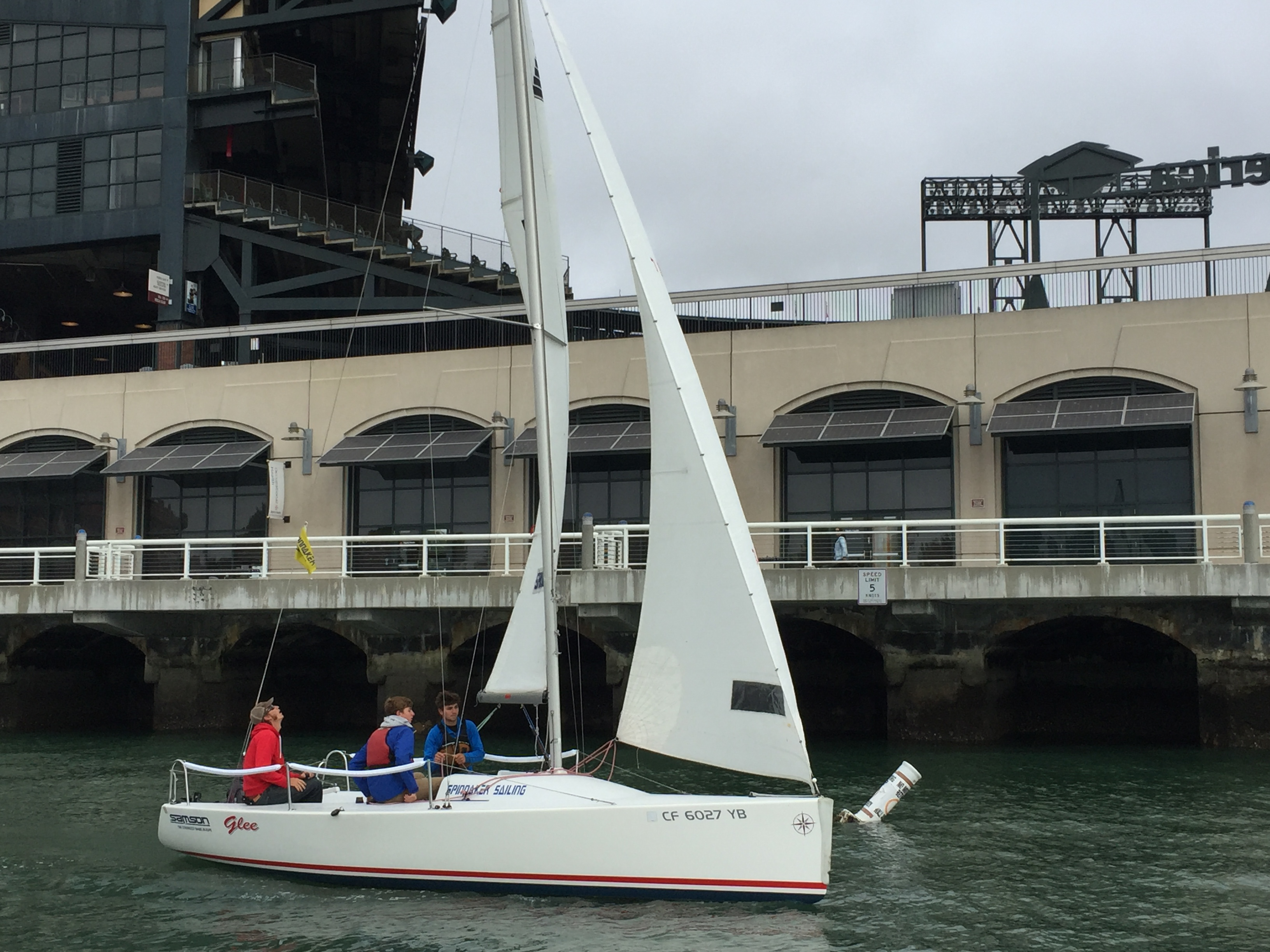 Learn To Sail Keelboat Sailing And More In San Francisco