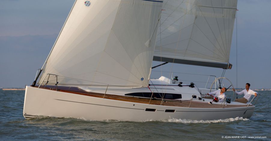 Fast & Fun! The J122 gets you there in style and speed ! | Spinnaker Sailing