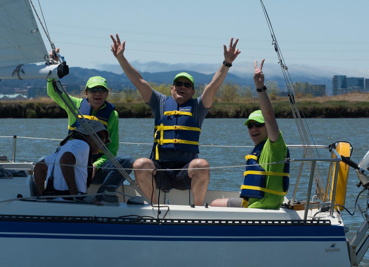 Learn to sail vacations san francisco