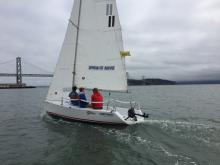 Basic keelboat 1 first day