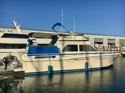 42' Chris-Craft Catalina