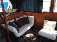 Chris-Craft interior